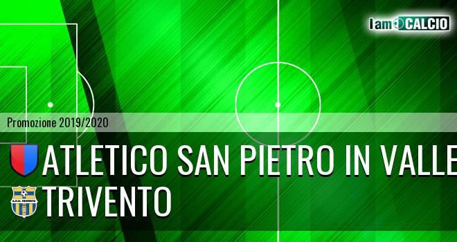 Atletico San Pietro in Valle - Trivento