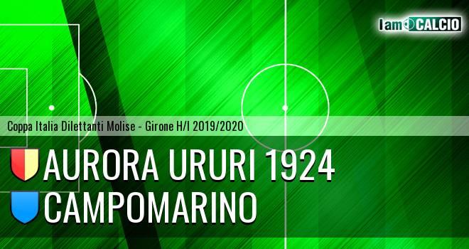 Aurora Ururi 1924 - Campomarino
