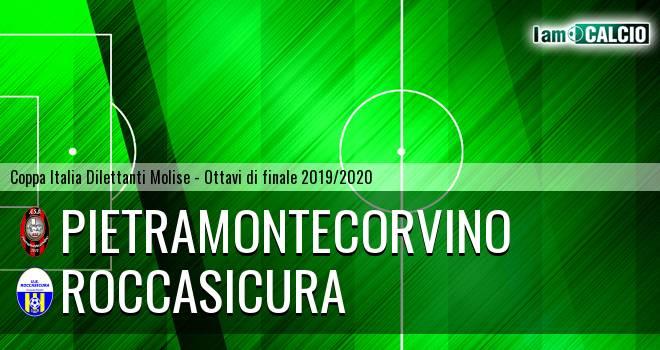 Pietramontecorvino - Roccasicura