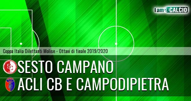 Sesto Campano - Acli Cb e Campodipietra