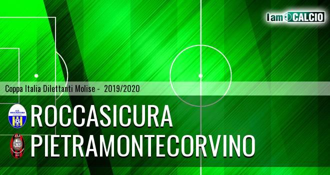 Roccasicura - Pietramontecorvino