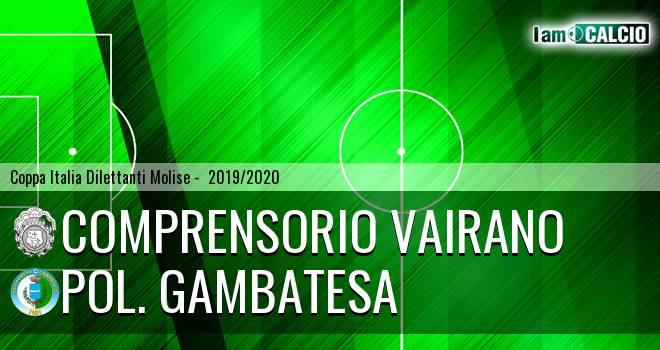 Comprensorio Vairano - Pol. Gambatesa