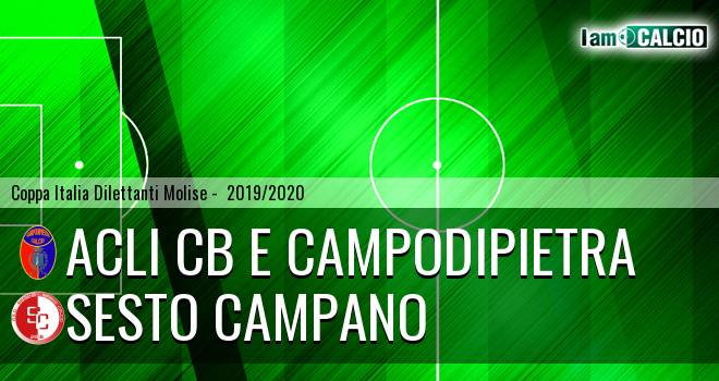 Acli Cb e Campodipietra - Sesto Campano