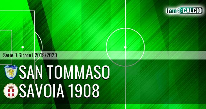 San Tommaso - Savoia 1908