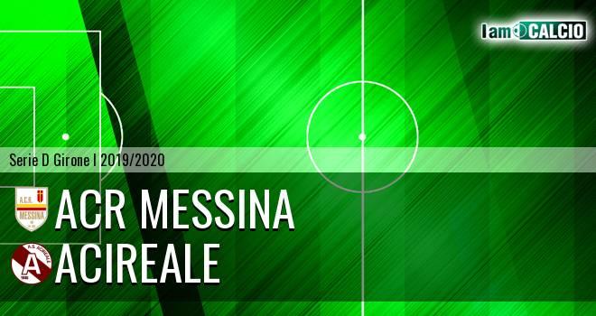 ACR Messina - Acireale