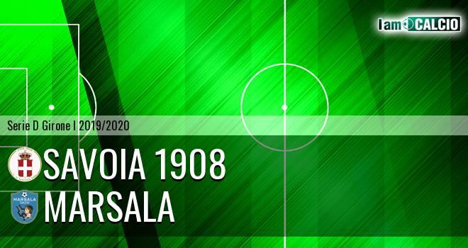 Savoia 1908 - Marsala