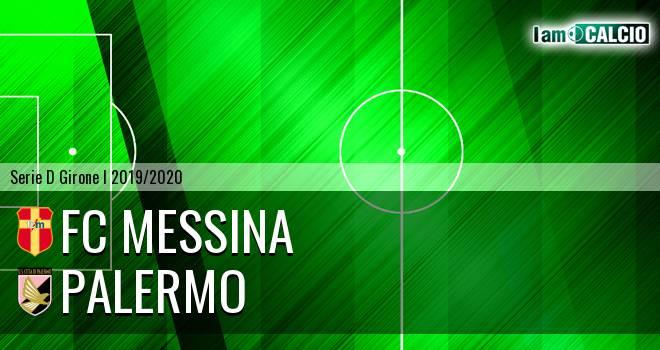 FC Messina - Palermo