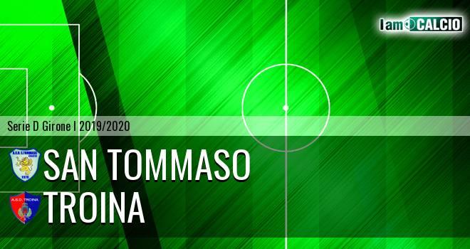 San Tommaso - Troina