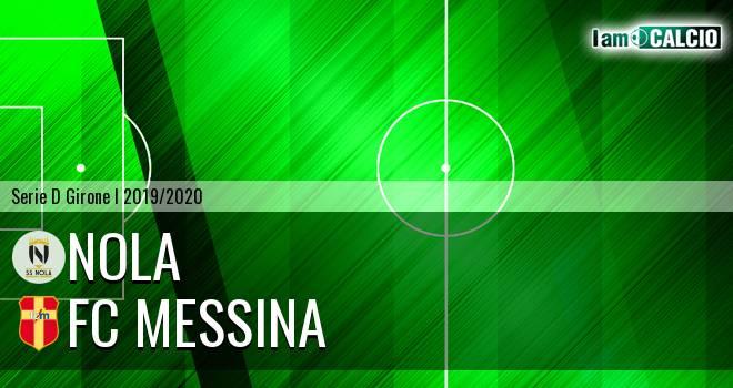 Nola - FC Messina
