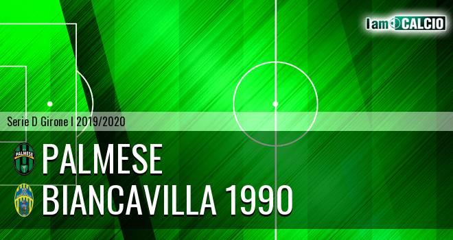 Palmese - Biancavilla 1990