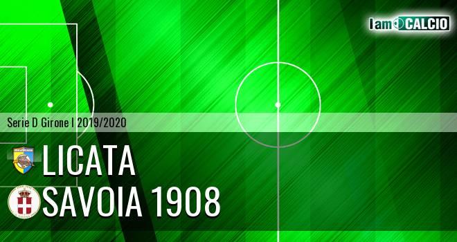 Licata - Savoia 1908