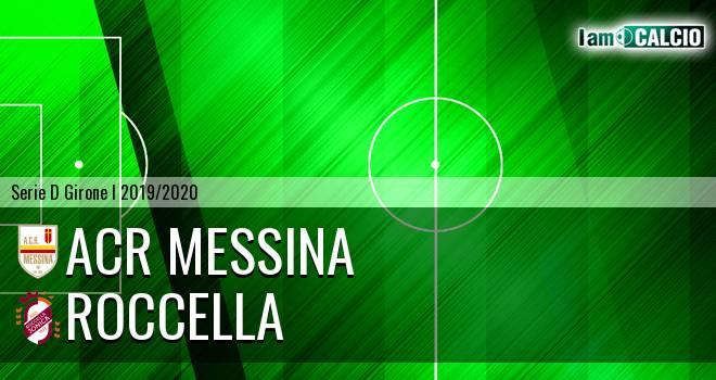 ACR Messina - Roccella