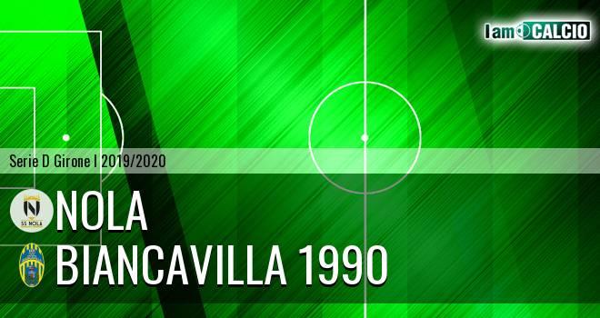 Nola - Biancavilla 1990