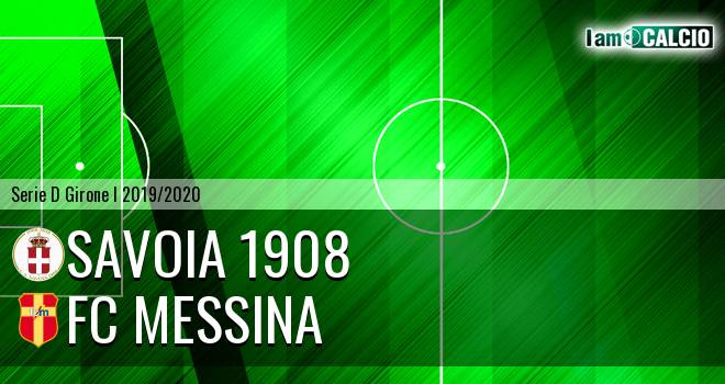 Savoia 1908 - FC Messina