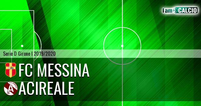 FC Messina - Acireale