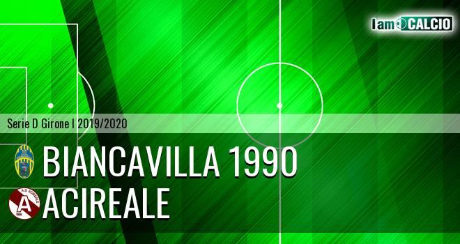 Biancavilla 1990 - Acireale