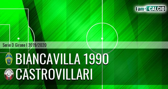 Biancavilla 1990 - Castrovillari