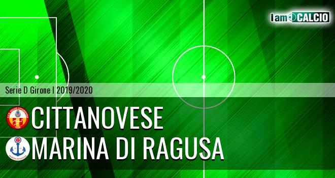 Cittanovese - Marina di Ragusa