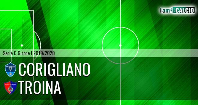 Corigliano - Troina