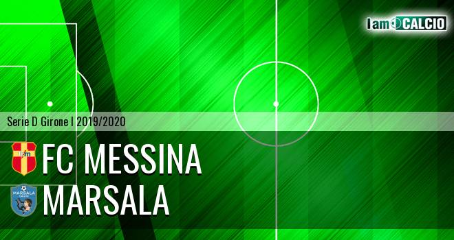 FC Messina - Marsala