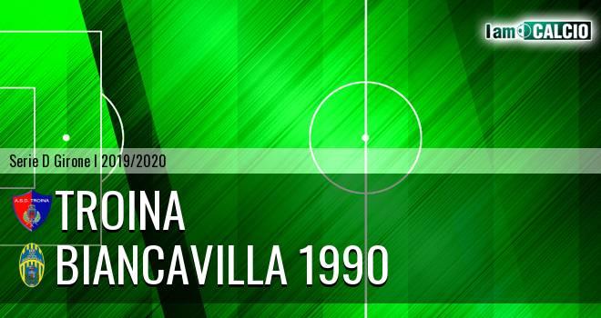 Troina - Biancavilla 1990
