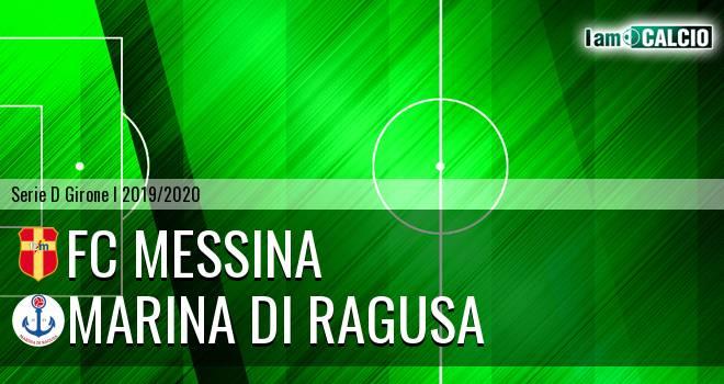 FC Messina - Marina di Ragusa