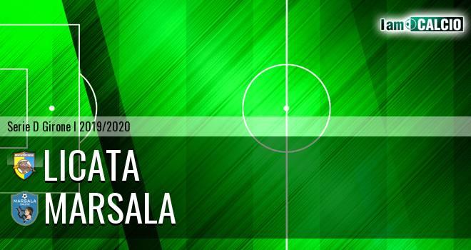 Licata - Marsala