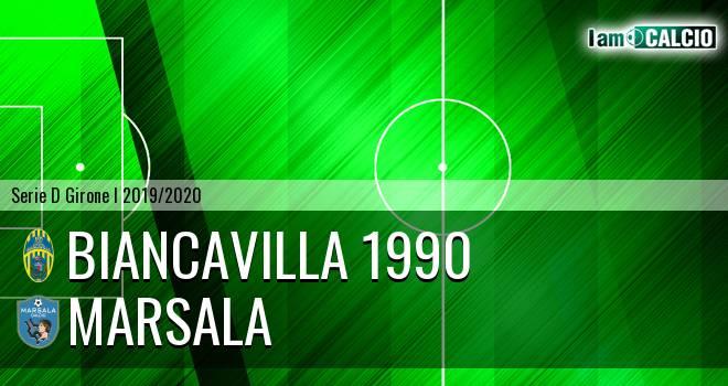 Biancavilla 1990 - Marsala