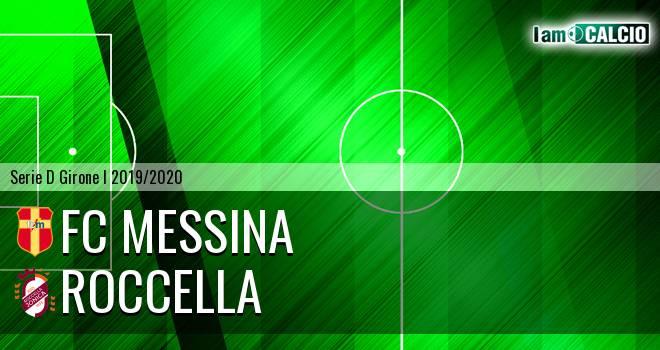 FC Messina - Roccella