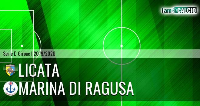 Licata - Marina di Ragusa