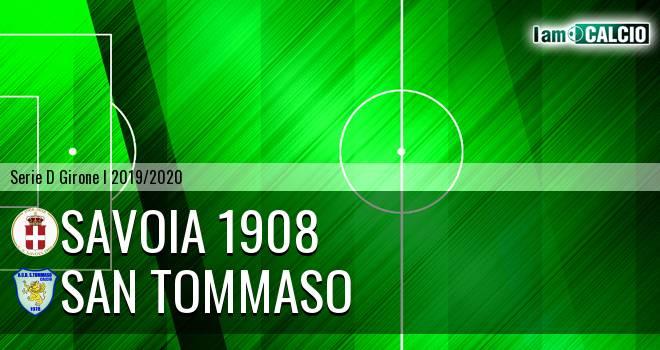 Savoia 1908 - San Tommaso