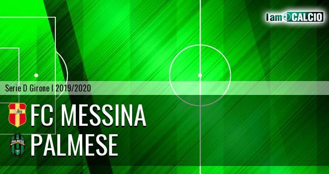 FC Messina - Palmese