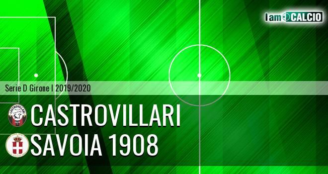 Castrovillari - Savoia 1908