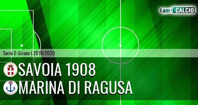 Savoia 1908 - Marina di Ragusa