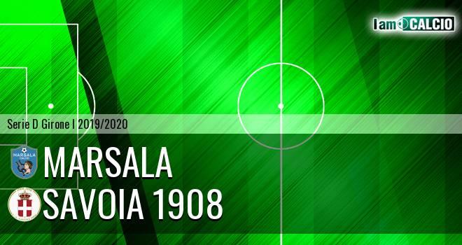 Marsala - Savoia 1908