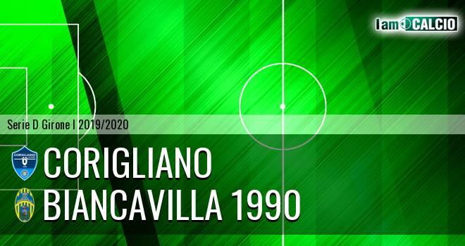 Corigliano - Biancavilla 1990