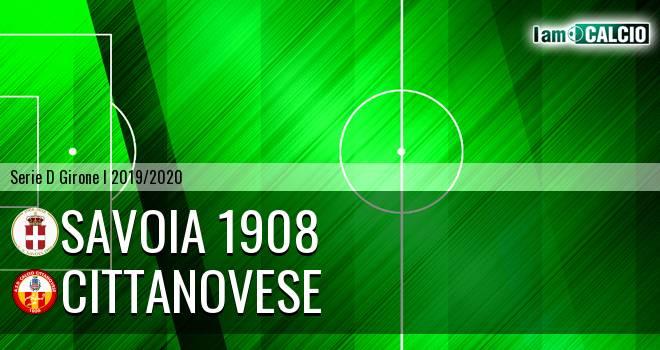 Savoia 1908 - Cittanovese