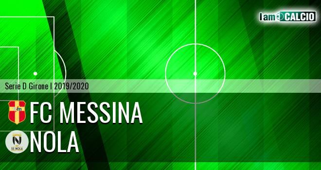 FC Messina - Nola