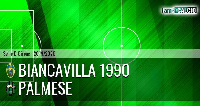 Biancavilla 1990 - Palmese