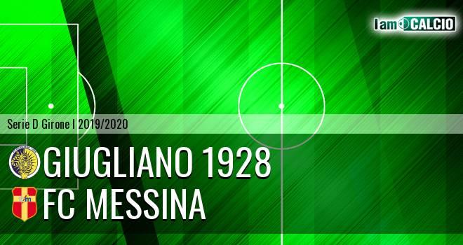 Giugliano 1928 - FC Messina