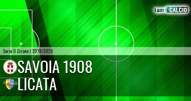 Savoia 1908 - Licata