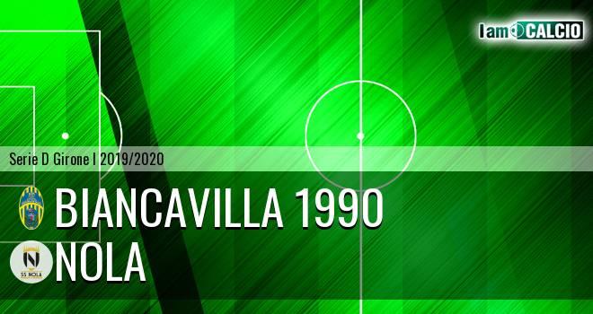 Biancavilla 1990 - Nola