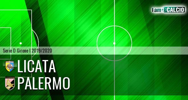 Licata - Palermo