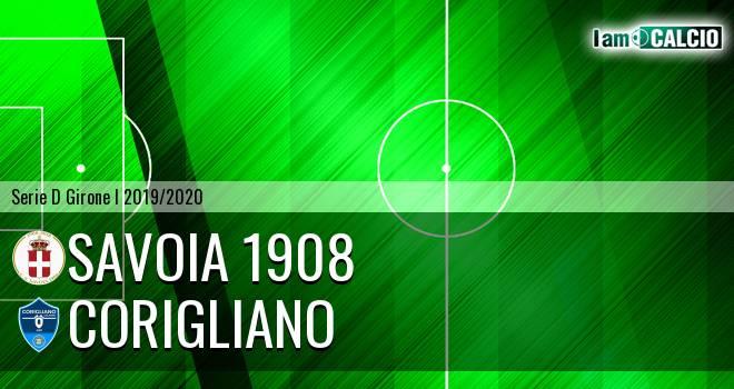 Savoia 1908 - Corigliano