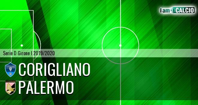 Corigliano - Palermo