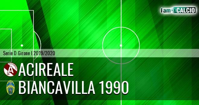 Acireale - Biancavilla 1990