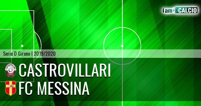 Castrovillari - FC Messina