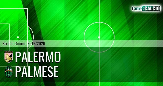 Palermo - Palmese
