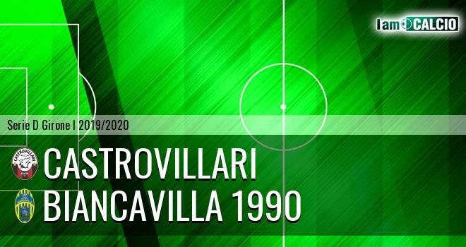 Castrovillari - Biancavilla 1990