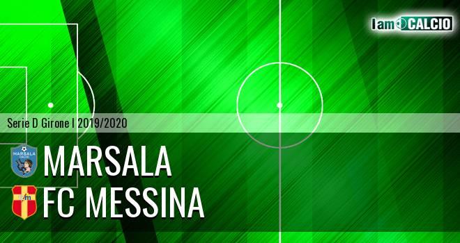 Marsala - FC Messina
